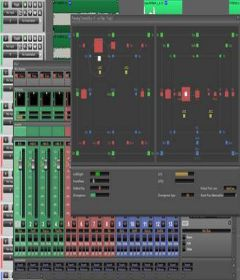 Merging Pyramix with patch download