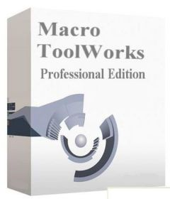 Pitrinec Macro Toolworks Professional 9.0.0 + patch