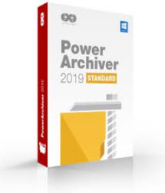 PowerArchiver Standard 2019 19.00.50 + Patch