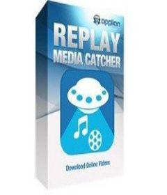 Replay Media Catcher 7.0.2.1