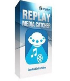 Replay Media Catcher 7.0.2.1 + patch