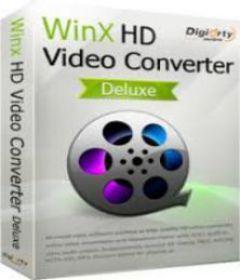 WinX HD Video Converter Deluxe 5.15.2 + key