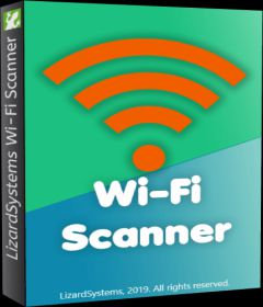 LizardSystems Wi-Fi Scanner 4.4 Build 174 + keygen