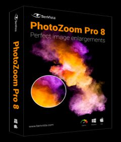 Benvista PhotoZoom 8.0 incl Patch x86 x64