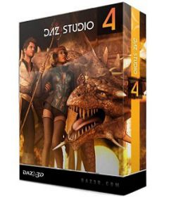 Daz Studio 4.12.0.42 Pro Edition Beta