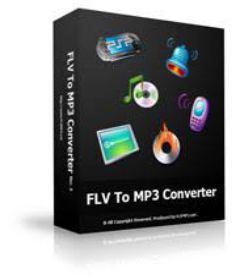 FLV To MP3 Converter + key