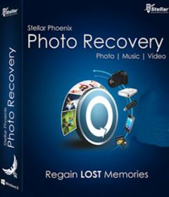 Stellar Phoenix Photo Recovery 9.0.0.1 with Patch