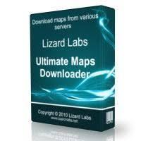 Ultimate Maps Downloader