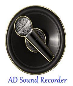 AD Sound Recorder 5.7.6