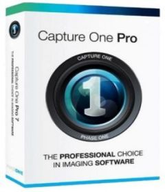 Capture One Pro 12.1.2.17 + keygen