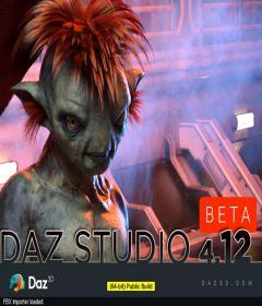 Daz Studio 4.12.0.83 Pro Edition Beta + keygen