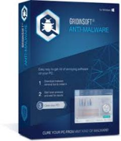 Gridinsoft Anti-Malware 4.1.3.295 + patch
