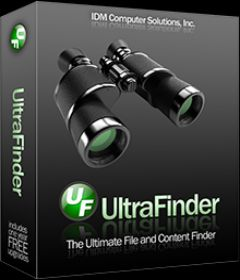 IDM UltraFinder with patch download