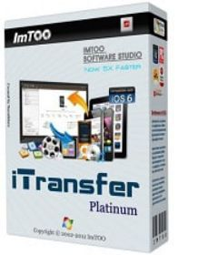 ImTOO iPhone Transfer Platinum incl Keygen