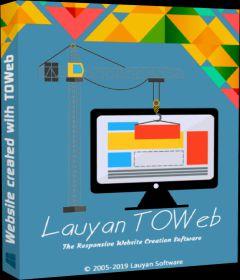 Lauyan TOWeb 7.2.3.779 Studio Edition + keygen