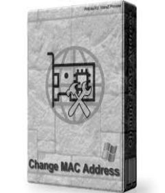 LizardSystems Change MAC Address 21.01