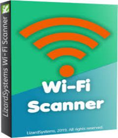 LizardSystems Wi-Fi Scanner 4.6 Build 183 + keygen