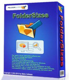 FolderSizes 9.0.250 Enterprise Edition + keygen