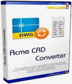 Acme CAD Converter incl Serial Key