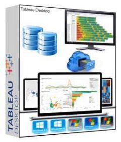 Tableau Desktop Professional Edition incl Patch 64bit