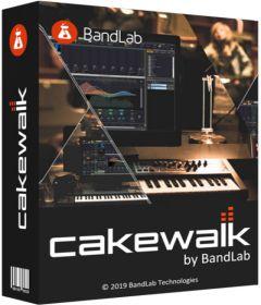 BandLab Cakewalk 27.01.0.098