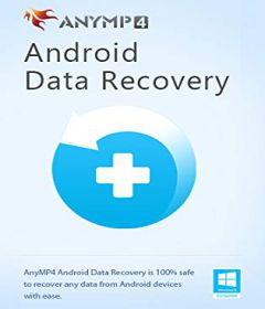 AnyMP4 Android Data Recovery 2.0.10