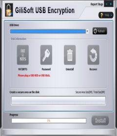 Gilisoft usb encryption full