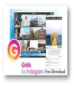 Grids for Instagram + patch