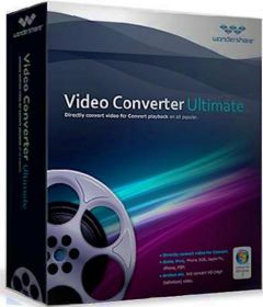 Wondershare Video Converter Ultimate 11.6.2.26 + patch
