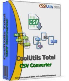 Coolutils Total CSV Converter 1.0.7039.52302