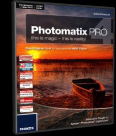 Photomatix Pro with Keygen full version download