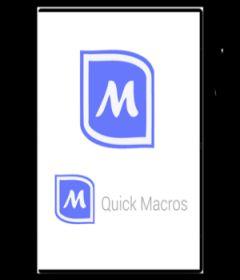 Quick Macros v2.4.10.0