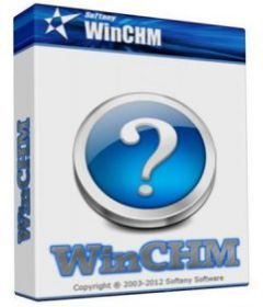 Softany WinCHM 5.40 + patch