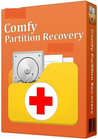 Comfy Partition Recovery 3.8