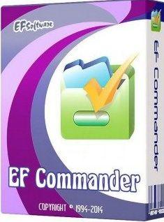 EF Commander 2021