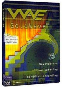 GoldWave incl Keygen