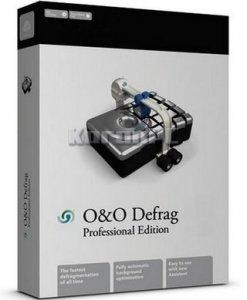 O&O Defrag Professional incl Keygen