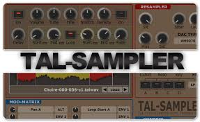 TAL Sampler incl keygen download
