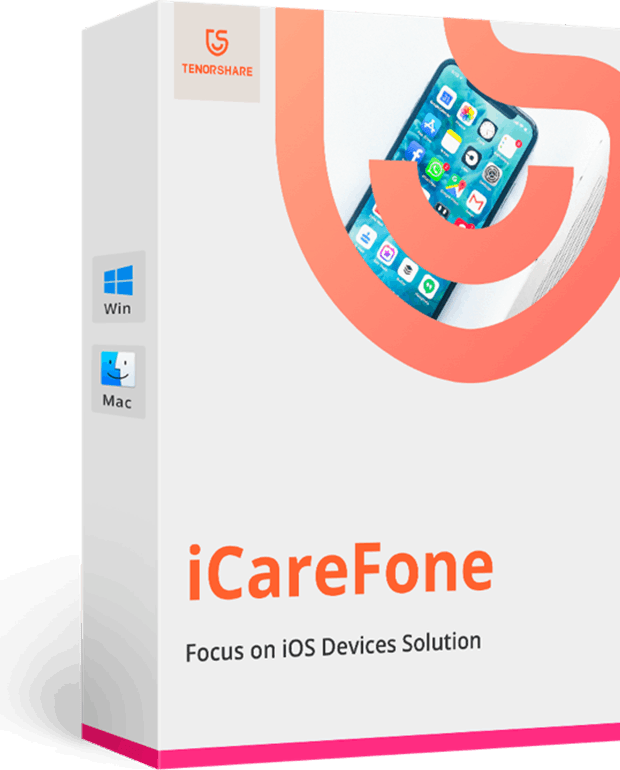 Tenorshare iCareFone 7.2.0.6 incl keygen [CrackingPatching]
