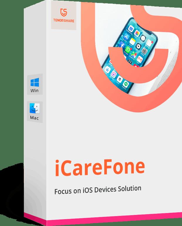 Tenorshare iCareFone 7.5.1.0