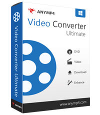 AnyMP4 Video Converter Ultimate incl patch