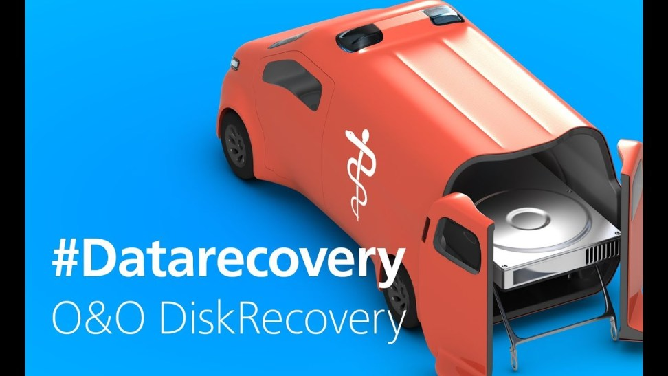 O&O DiskRecovery crack