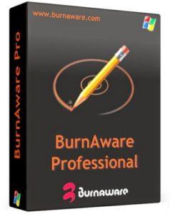 BurnAware Professional + Premium incl Crack