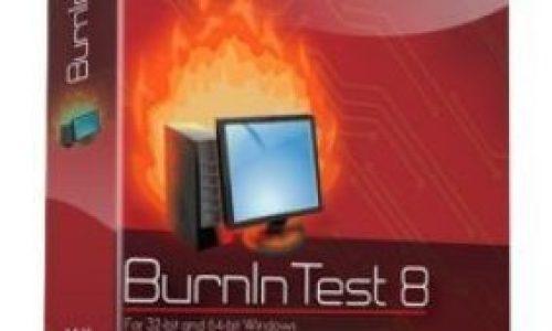 BurnInTest Professional 9.1 Build 1006 incl Patch