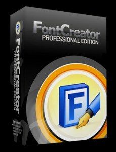 FontCreator Professional with keygen free download