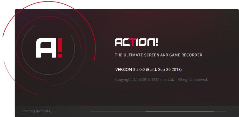 Mirillis Action crack free download