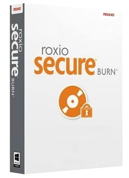 Roxio Secure Burn free download
