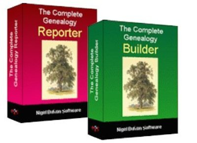 The Complete Genealogy Reporter and Builder free download