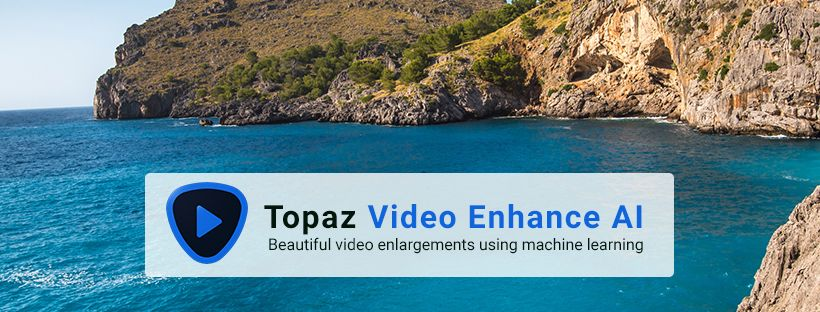Topaz Video Enhance AI crack free download