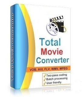 Total Movie Converter crack download